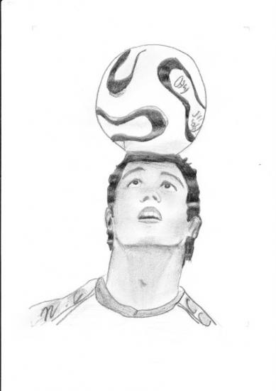 Ronaldo by jamilazbest